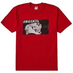 Supreme Bela Lugosi Tee Red ❤️
